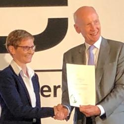 Professor Janet Lees elected as Fellow of the Institution of Civil Engineers
