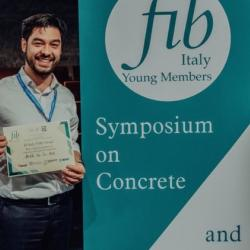 """Read more at: Michele Mak awarded with """"fib Italy YMG prize"""""""